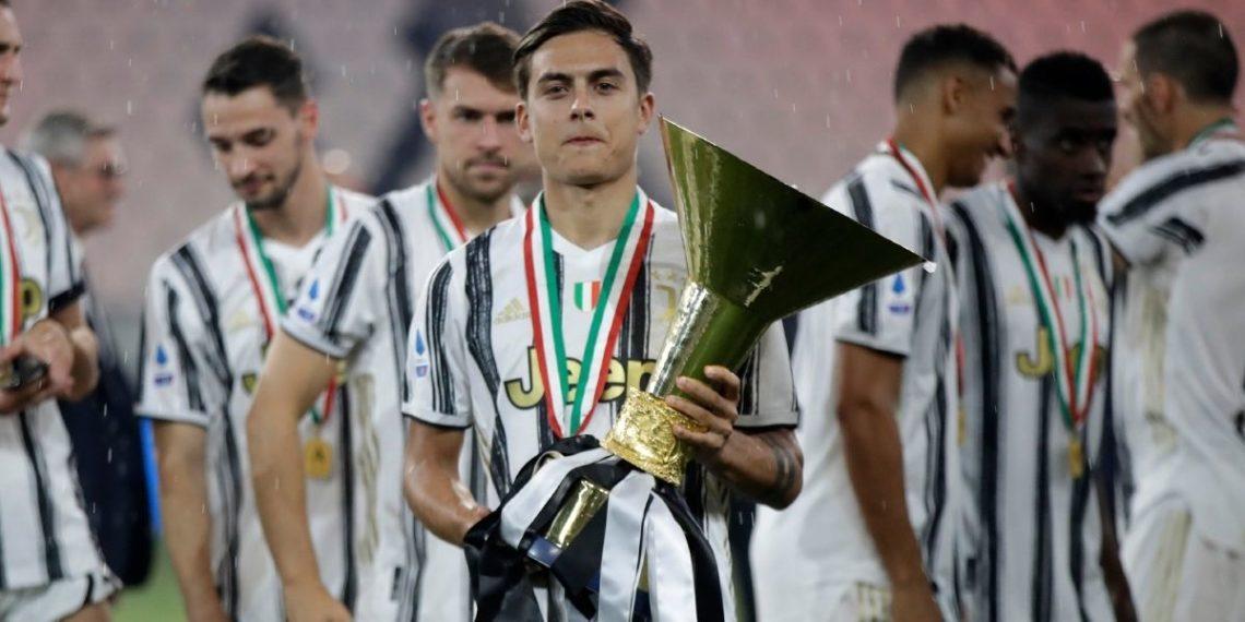 Juventus planea amarrar a Paulo Dybala con un gran contrato