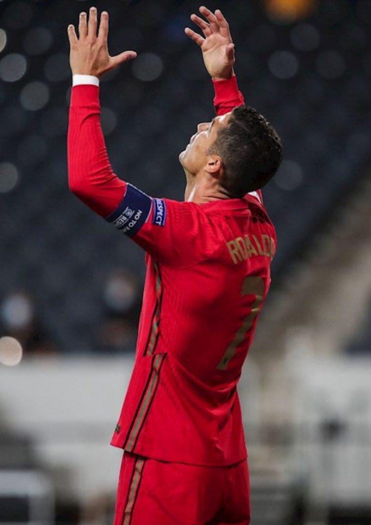 Goles de Cristiano con Portugal: los 7 mayores anotadores de selecciones
