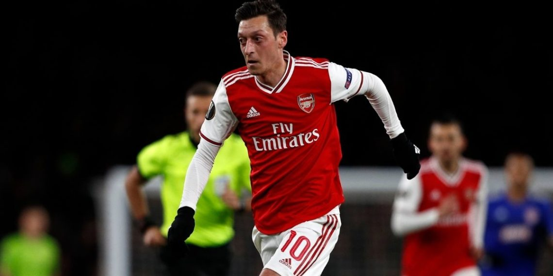 El once ideal de Mesut Özil: solo dos alemanes en su equipo