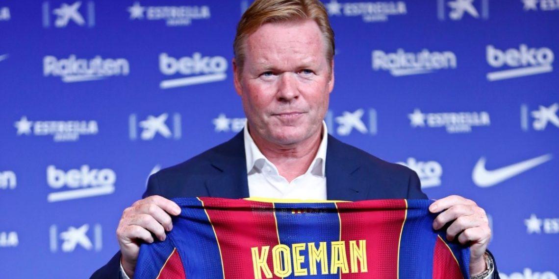 El Barcelona de Koeman: cinco maneras del holandés de llevar a los culés