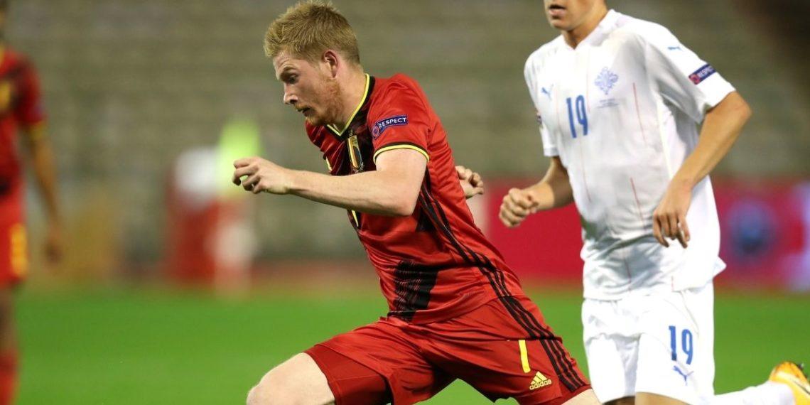 «¿Messi? Ya tenemos un equipo bastante bueno»: dice Kevin De Bruyne