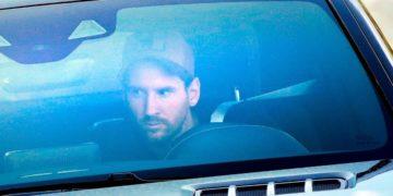 Luego de polémicas, Messi sigue siendo el primer capitán del Barcelona