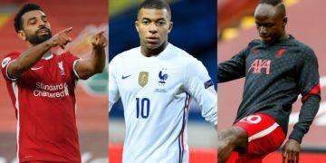 Liverpool evalúa venta de Salah o Mané para ir por Mbappé en 2021