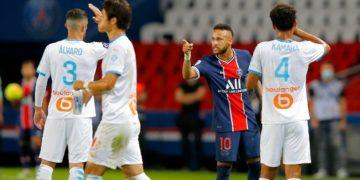 El conflicto entre Neymar, Álvaro y todo el Olympique de Marsella