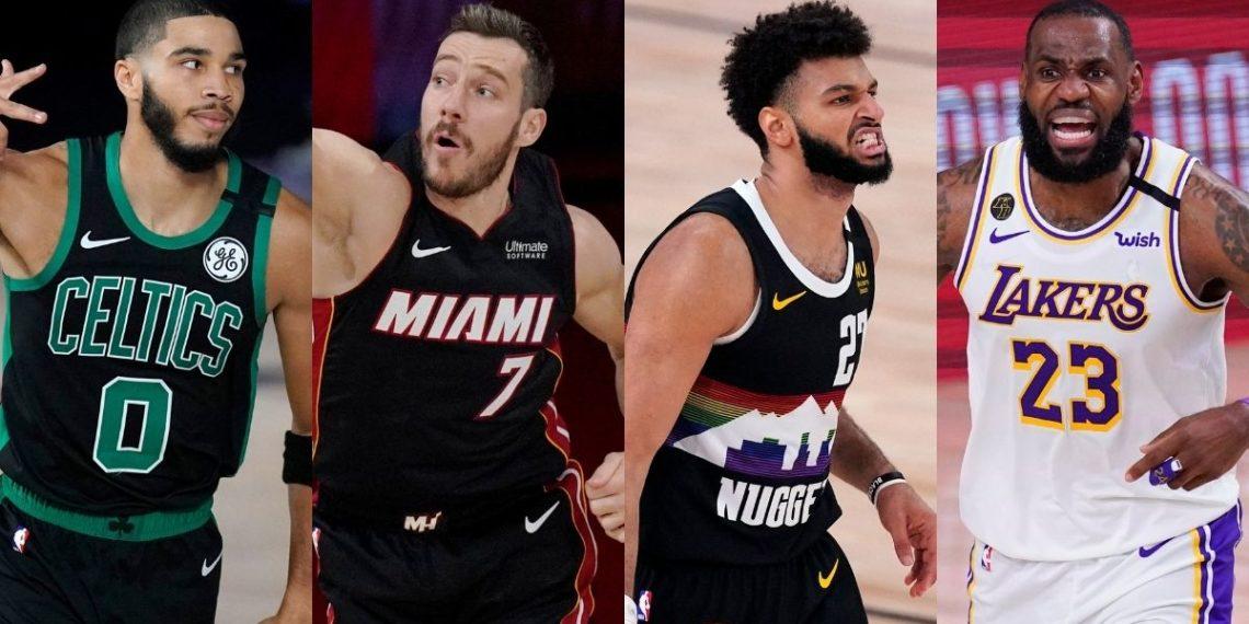 Finales de Conferencia de la NBA: cuatro equipos, un solo campeón