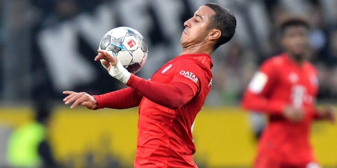 Thiago Alcántara se despidió del Bayern Múnich y va al Liverpool
