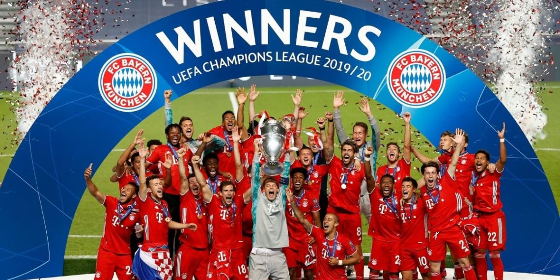 Mejores jugadores de Champions: conoce a los 12 nominados de la UEFA