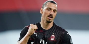 Zlatan Ibrahimovic arroja resultado positivo por COVID-19