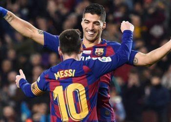 Leo Messi se despide de Luis Suárez y critica a directiva del Barcelona