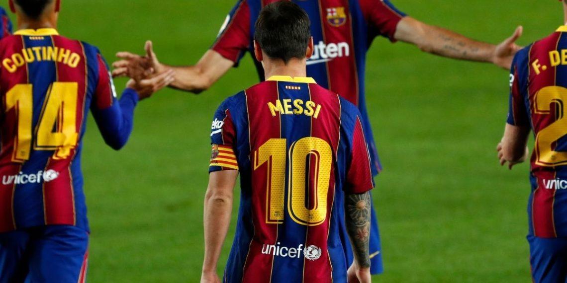 Messi habla del Barcelona y realiza autocríticas sobre sus protestas