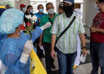 trabajadores de la salud y Venezuela