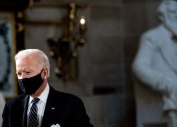 Joe Biden sobre Donald Trump