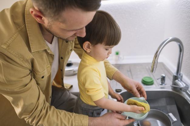 como organizar las tareas del hogar