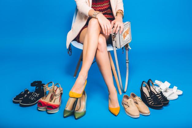 zapatos con estilo
