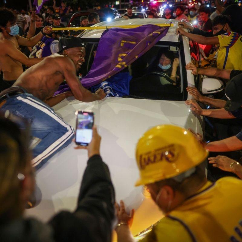 Lakers campeones de NBA: siete datos y hechos de un título extraño
