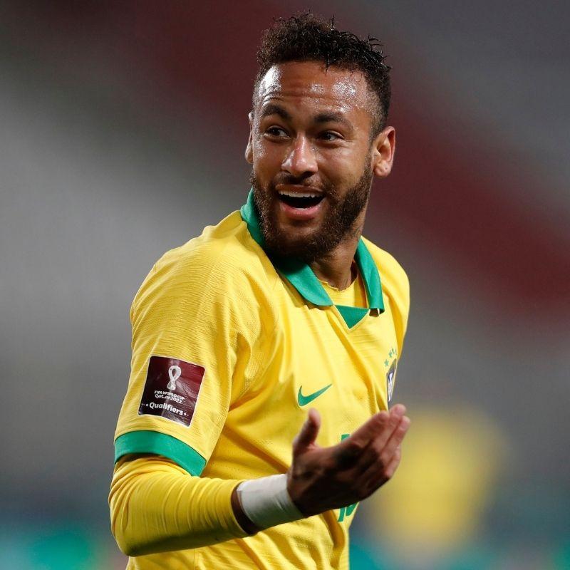 Neymar supera a Ronaldo Nazario: los cinco mayores goleadores de Brasil