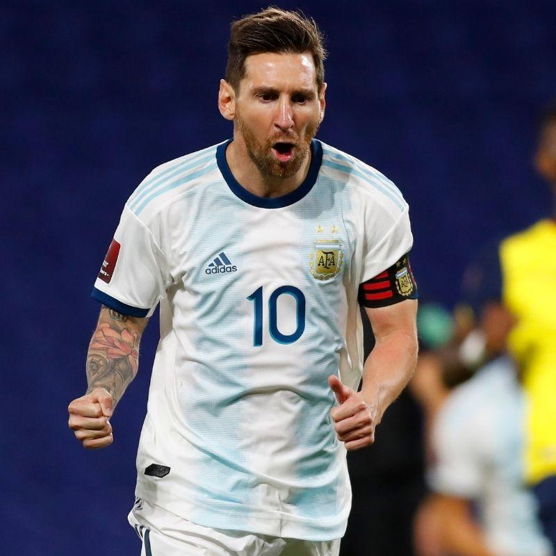 Ránking FIFA de octubre 2020: Argentina sube un puesto, Uruguay baja