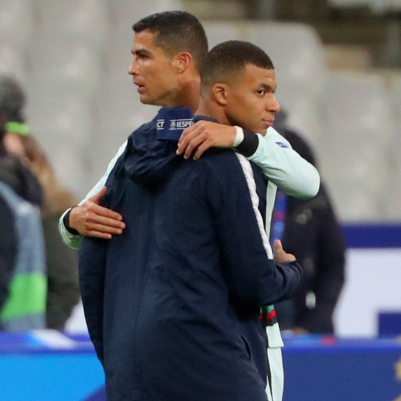 Cristiano Ronaldo con coronavirus: cinco futbolistas élites contagiados