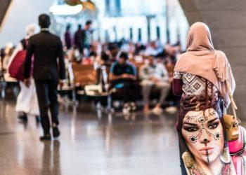 abandonan bebé recién nacido en aeropuerto de Catar.