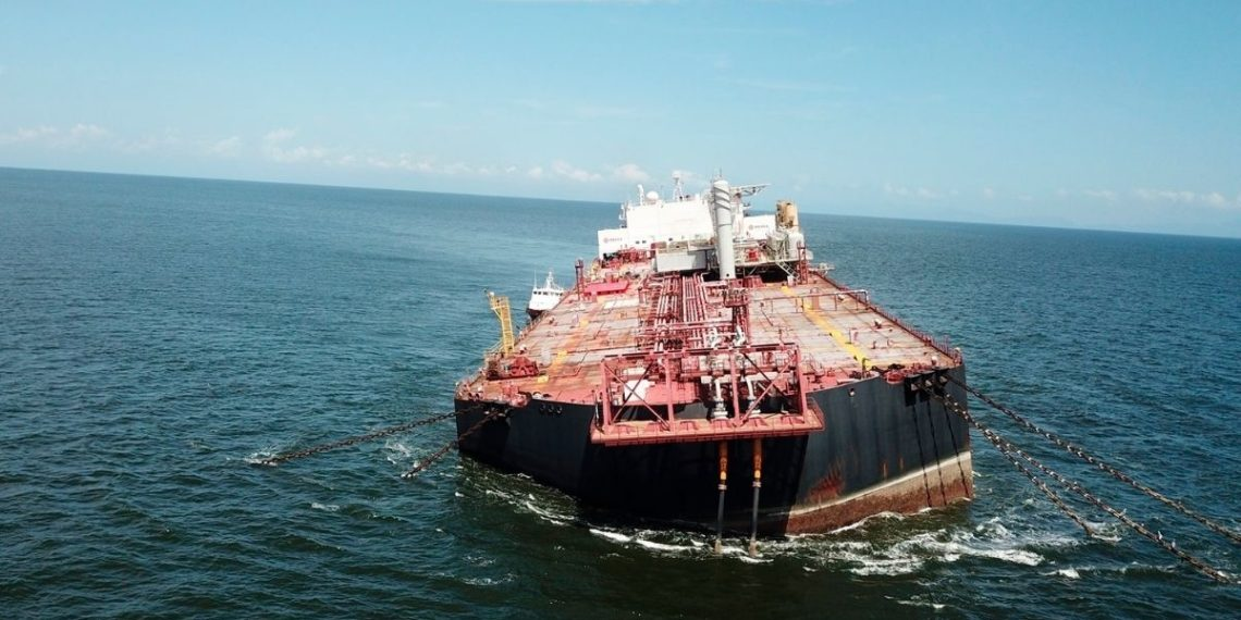 buque petrolero Nabarima podría derramar millones de barriles de crudo en el Caribe