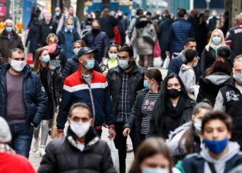 pandemia del COVID-19 en el mundo