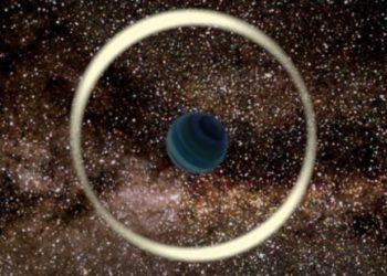 descubren un extraño planeta que no orbita una estrella en la galaxia