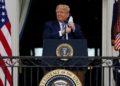 "Donald Trump aseguró ser ""inmune"" al COVID-19"