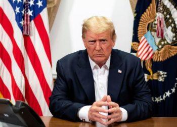 Trump saldrá del hospital tras contagio del COVID-19