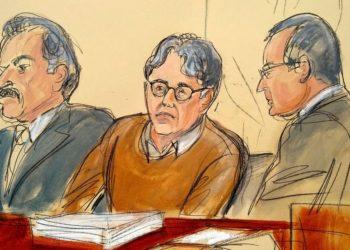 Condenan a 120 años de cárcel a Keith Raniere, líder de la secta de esclavas NXIVM