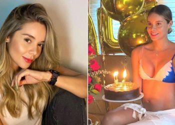 Alejandra Buitrago está embarazada