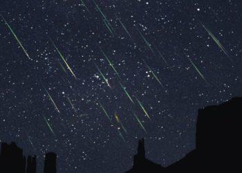 Lluvia de meteoros