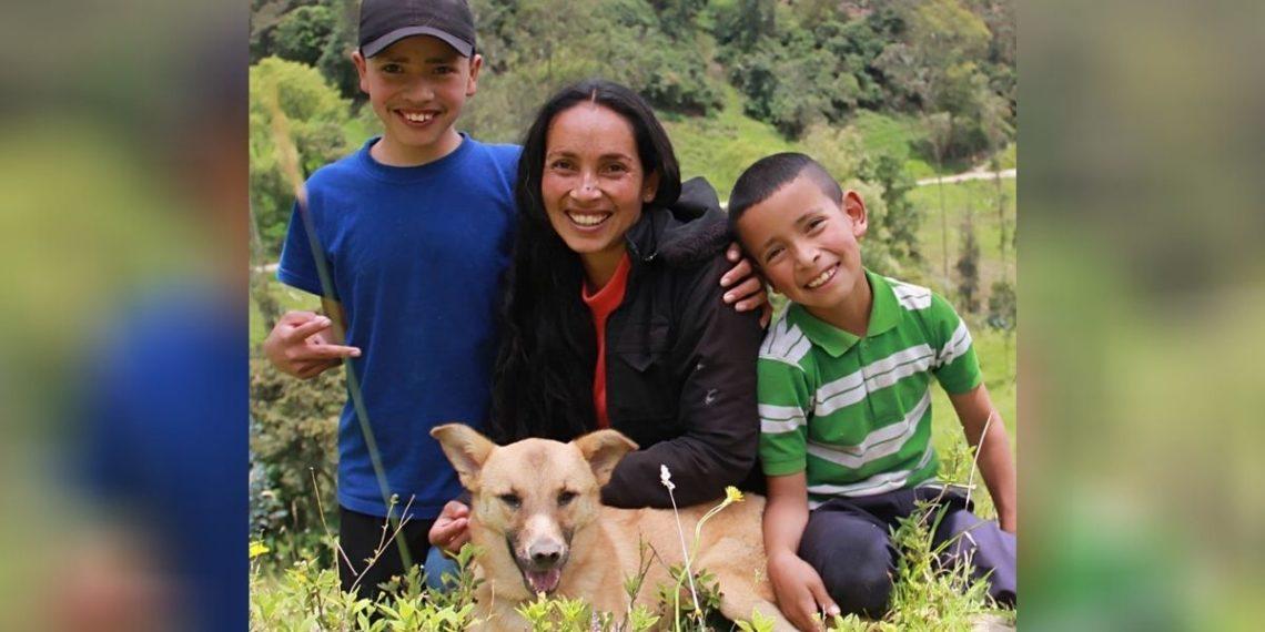Murió envenenada 'Luna'- familia youtuber campesina
