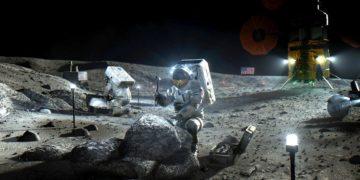 explorar la Luna con el programa Artemis