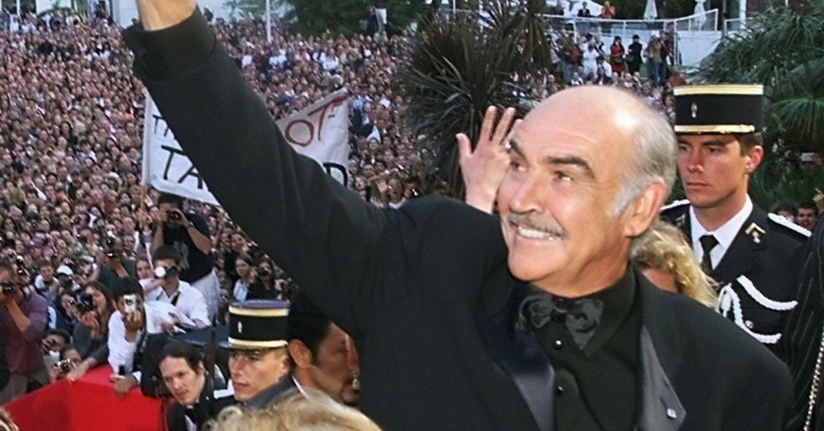 Sean Connery falleció a los 90 años