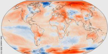 el mes de septiembre fue el más caluroso en el mundo