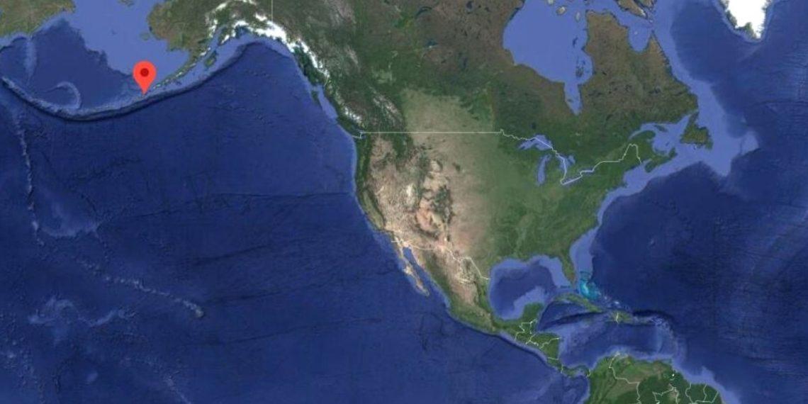 Alerta de tsumani en Alaska tras terremoto de 7,5 grados de magnitud