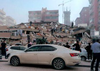 Terremoto en Turquía y Grecia