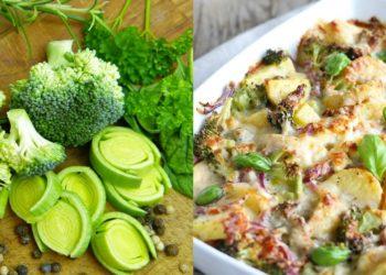 Recetas con brócoli saludables