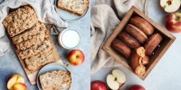 Fáciles, ricas y saludables recetas con manzanas para niños y diabéticos