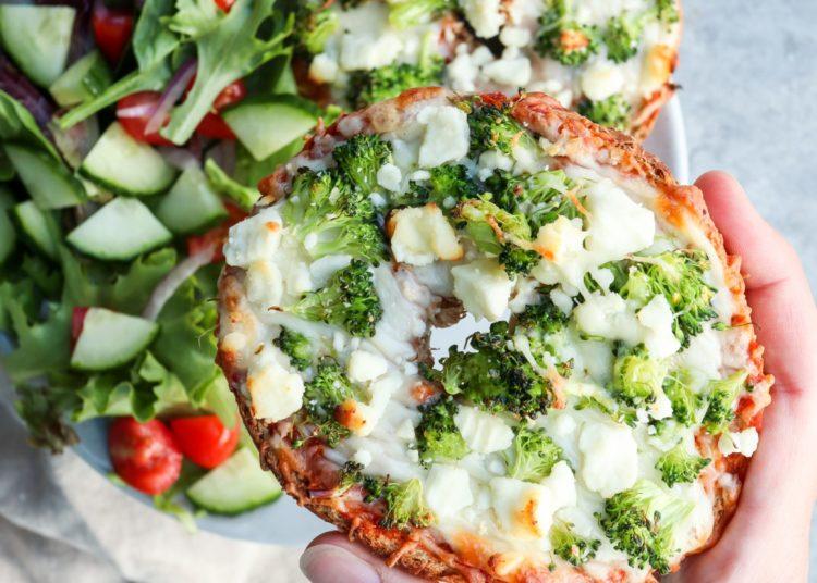 Distintas comidas: recetas saludables con verduras fáciles y de dieta para almuerzo o cena