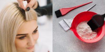 Cómo quitar tinte del pelo