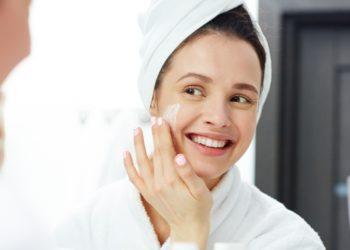 Errores al aplicar crema hidratante