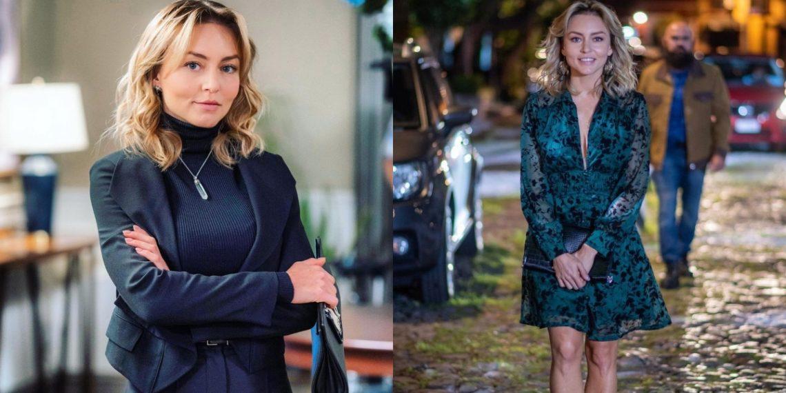 Angelique Boyer se retira de las telenovelas