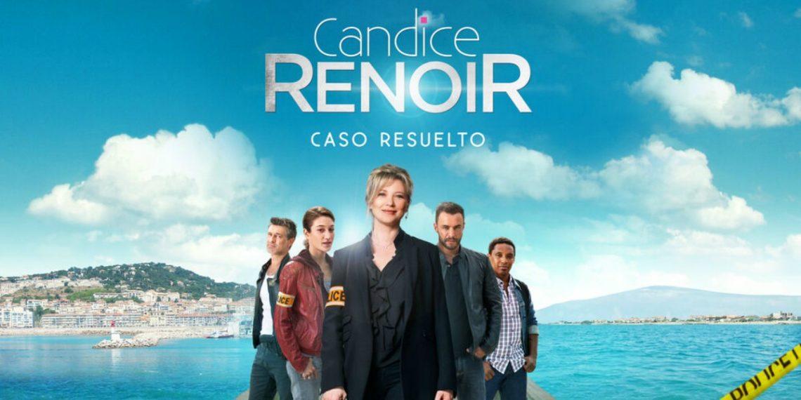 'Candice Renoir', la exitosa detective, madre de 4 hijos y divorciada