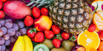 frutas con pocos carbohidratos