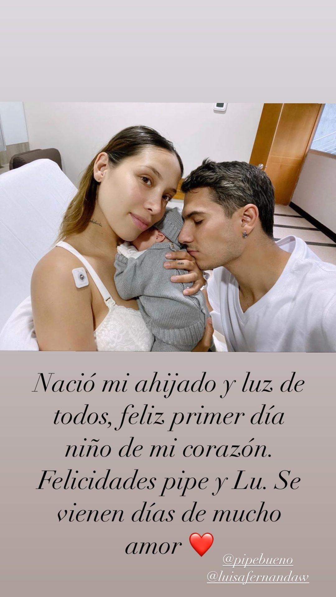 Maluma confesó que será el padrino del bebé de Luisa Fernanda W