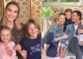 Mónica Fonseca descubre a sus hijos jugando con sus implantes