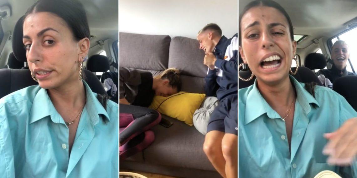 Tamara García, mujer va al odontólogo y se hace viral