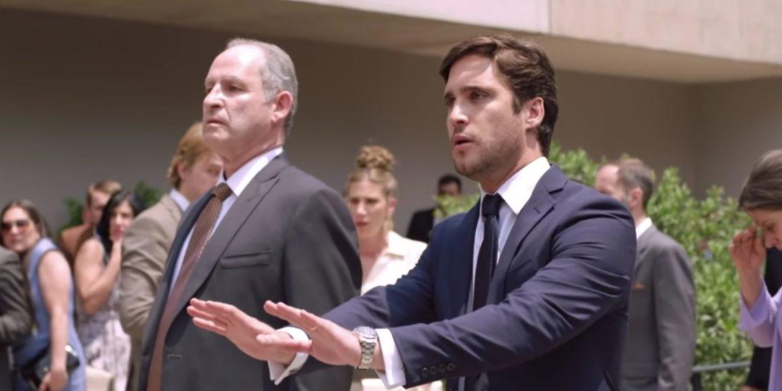 'Nuevo orden', el filme de Diego Boneta