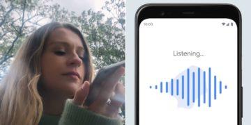 Google ahora permite buscar canciones tarareando